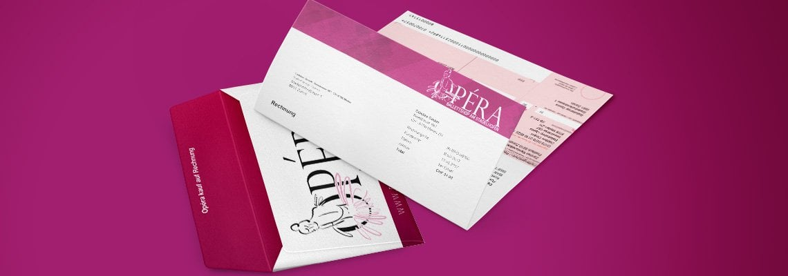 Kauf auf Rechnung bei Ballettshop Opéra.