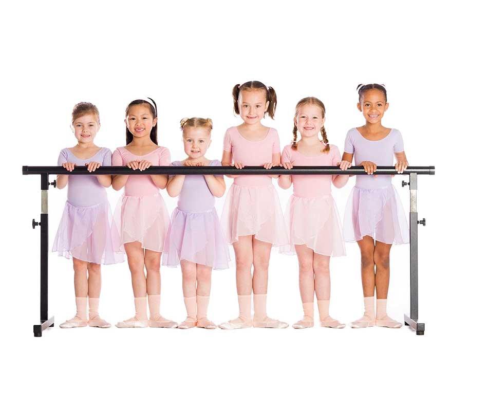 RAD-genehmigte Ballettsets und Ballettbekleidung.